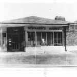 Historic photo of Schnarr's Market