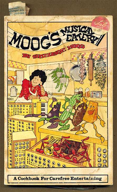 Moog's Musical Eatery Cookbook